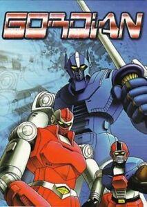GORDIAN COFANETTO 5   DVD    USATO