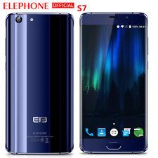 Deca Core 13MP 4G Elephone S7 Smartphone 2SIM CELLULARE 4+64GB Impronte Nuovo EU