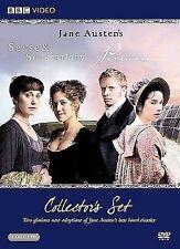 Jane Austen's Sense And Sensibility / Persuasion (Collector's Set) BBC set - NEW