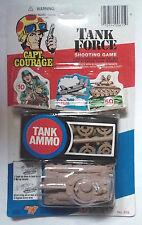 2 Vintage Tank Shooting game Sealed In Original packaging