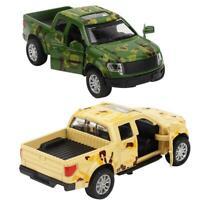 Children Alloy Diecast Truck Model Car Toy For Baby Kids Birthday Gift