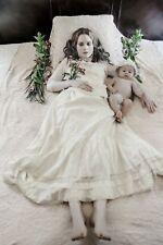 Antique Post Mortem Death Giving Birth Photo 108 Bizarre Odd Strange