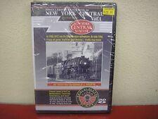Steam & Diesel On New York Central Big Four Route Vol 1 DVD Herron Rail Video