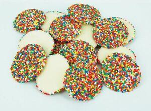 White Chocolate Speckles 200grams