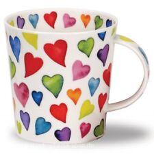 Dunoon chaud Cœurs Jumbo 0,48L Tasse à thé mug tasse café Cairngorm