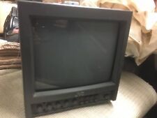 JVC TM-1010PND PAL Colour Monitor