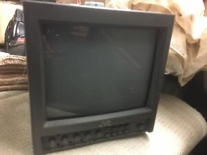 JVC TM-1010PND PAL Colour Monitor
