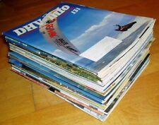 23x DHV-info 2001 2002 2003 2004 Drachen Gleitschirmflieger Zeitschrift Jahr