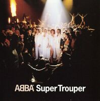 ABBA - SUPER TROUPER D/Remaster CD w/BONUS Trax ~ 70's *NEW*