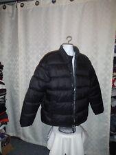 Men's Puffer Jackets size XXL Old Navy Full Zip 2 side  & 1 inside pockets NWT