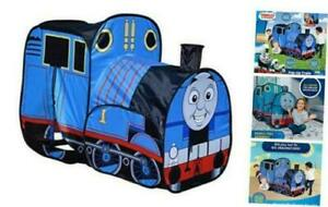 Thomas & Friends Tent Pop Up Play Tent for Kids Big Thomas The Train Toys new