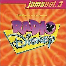 RADIO DISNEY - Radio Disney Jams, Vol. 3 - CD BRAND NEW