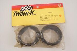 Twinn-K 9862 Front pretrued rubber for BBS wheel 1.91Dx2.50Dx1.25W modellismo