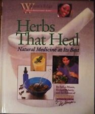 Herbs That Heal: Natural Medicine at Its Best (Wom