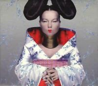 BJORK homogenic (CD, album, limited edition, digipak) IDM, very good condition,