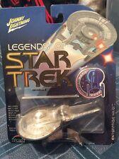 Johnny Lightning Legends of Star Trek Diecast Model – Enterprise NX-01 (MOC)
