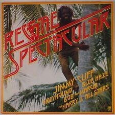 REGGAE SPECTACULAR: Jimmy Cliff USA PROMO Vinyl LP VG++