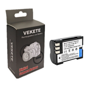 PS-BLM1 BLM-1 Battery For Olympus C-5060 C-7070 C-8080 E-30 E-300 E-330 E-500