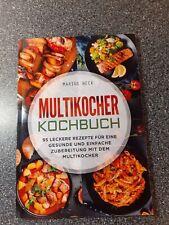 Multikocher Kochbuch