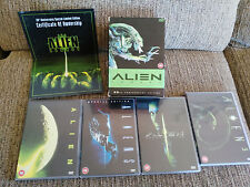 Alien Legacy 20Th Anniversary Edition - 5 x Dvd English 4 Films Sold out Box Set
