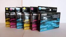 6 COLOUR  SX525WD SX535WD SX620FW EPSON COMPATIBLE INK CARTRIDGES