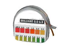 Kombucha & Kefir Culture pH Test Strips, 0-6 pH, 15' roll - Check Kombucha pH