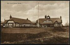 Silloth. Golf Club House.
