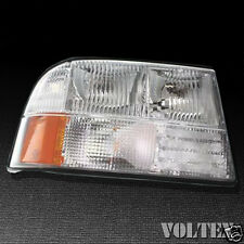 1998-2004 GMC Sonoma Jimmy Headlight Lamp Clear lens Halogen Right