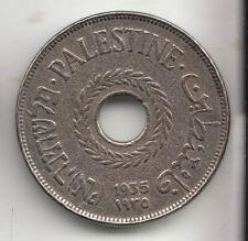 PALESTINE 20 MILS 1935            130J        BY COINMOUNTAIN