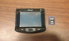 Pioneer Avic-S2 Portable Navigation Gps As-Is