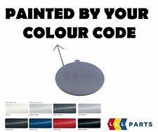 NEW VW PASSAT CC 12-16 FRONT BUMPER TOW HOOK COVER PAINTED BY YOUR COLOUR CODE