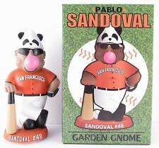 Limited Edition Pablo Sandoval Gnome San Francisco SF Giants Kung Fu Panda