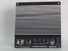 Alphasonik PBAT10 Replacement Plate Amplifier Mono SubWoofer 100w Amplifier