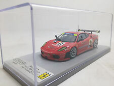 1:43 Gasoline BBR Ferrari F430 GT2 24H Le Mans 2007 Scuderia Ecosse gas10086