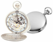 Mechanical (Hand-winding) Sterling Silver Pocket Watches