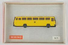 Wiking - N Gauge - N71 - Mercedes Bus - 0302