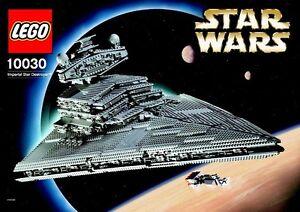 LEGO 10030 Star Wars Imperial Star Destroyer UCS
