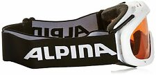 Alpina Kinder Skibrille Ruby Brillenband Skihelm Brille Sky Wintersport Sport