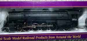 IHC HO Scale Southern Pacific Lines #3711 4-8-2 Mountain Type C M625 NIB NOS
