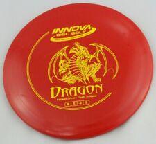 New Dx Dragon 166g Driver Red Innova Disc Golf at Celestial Discs