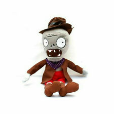 Plants Vs Zombies 2 Series Plush Toy Cowboy Zombie 30cm 12 inches
