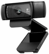 NEW Logitech C920 HD Pro Webcam 1080p Video Calling & Recording w/ 1 YR Warranty