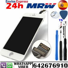 Pantalla Completa Display Retina para Iphone 6 LCD Tactil BLANCO BLANCA - 24h