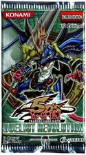 Yu-Gi-Oh! Duelist Revolution Booster Pack 1st Edition New & Sealed VHTF Mint!