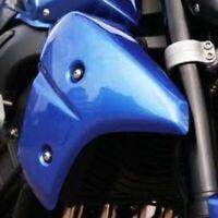 Yamaha fz1  Escopas radiador tapas ecopes radiator cover scoop