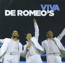 De Romeo's : Viva de Romeo's (CD)