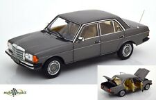 Mercedes-Benz 200 W123 Saloon grau metallic 1:18 Norev 183713