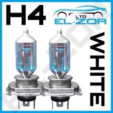 2 X H4 472 55w Xenon Super White Faros bombillas para lámpara de cruce principal de irradiación 12v Hid