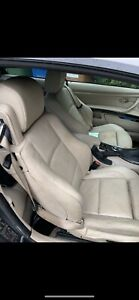 Bmw E93 Heated Leather Seats Electric Convertible 3 Series Interior M Sport