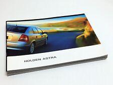 Holden WK Statesman Sales Brochure 2002 Memorabilia Man Cave